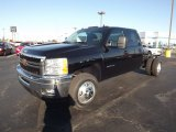 2013 Chevrolet Silverado 3500HD LT Crew Cab 4x4 Dually Chassis Data, Info and Specs