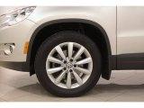 Volkswagen Tiguan 2011 Wheels and Tires