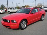 2005 Torch Red Ford Mustang GT Premium Coupe #73538906