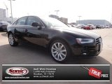 2013 Brilliant Black Audi A4 2.0T Sedan #73538718