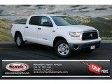 2013 Super White Toyota Tundra CrewMax 4x4 #73538449