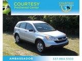 2009 Alabaster Silver Metallic Honda CR-V LX #73538817