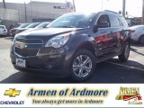 2013 Tungsten Metallic Chevrolet Equinox LT #73581379