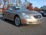 2003 Lexus SC 430 Front 3/4 View
