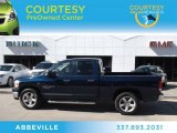 2006 Patriot Blue Pearl Dodge Ram 1500 SLT Quad Cab #73581692