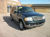 2003 Aspen Green Metallic Ford Explorer Eddie Bauer 4x4 #73581807