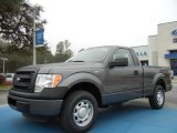 2013 Ford F150 XL Regular Cab Data, Info and Specs