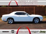 2013 Bright White Dodge Challenger SXT #73581123