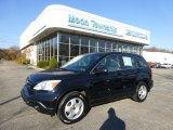 2009 Crystal Black Pearl Honda CR-V LX 4WD #73581362