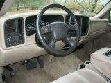 2005 Chevrolet Silverado 1500 LS Extended Cab Tan Interior
