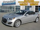 2013 Platinum Metallic Hyundai Genesis Coupe 2.0T #73581009