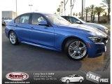 2013 Estoril Blue BMW 3 Series 328i Sedan #73581430