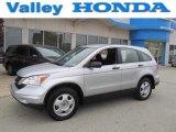 2010 Alabaster Silver Metallic Honda CR-V LX AWD #73581079