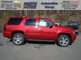 2013 Crystal Red Tintcoat Chevrolet Tahoe LT 4x4 #73581327