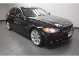 2008 Jet Black BMW 3 Series 335i Sedan #73581562