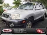 2004 Pewter Hyundai Santa Fe GLS #73581075