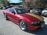 2006 Redfire Metallic Ford Mustang GT Premium Coupe #73581212