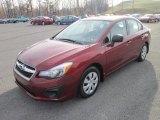 2012 Subaru Impreza 2.0i 4 Door Data, Info and Specs