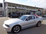 2005 Satin Silver Metallic Ford Mustang GT Premium Coupe #73581311