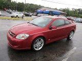2010 Chevrolet Cobalt SS Coupe Front 3/4 View