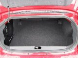 2010 Chevrolet Cobalt SS Coupe Trunk