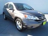 2010 Polished Metal Metallic Honda CR-V EX-L AWD #73581389