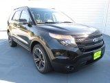 2013 Tuxedo Black Metallic Ford Explorer Sport 4WD #73581387