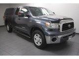 2007 Slate Metallic Toyota Tundra SR5 Double Cab #73581546