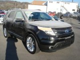 2011 Tuxedo Black Metallic Ford Explorer Limited 4WD #73581728
