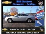 2002 Satin Silver Metallic Honda Accord EX Coupe #73581717