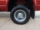 2007 Dodge Ram 3500 Laramie Mega Cab 4x4 Dually Wheel