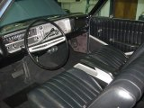Buick Skylark Interiors
