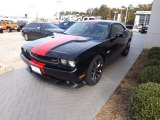 2013 Dodge Challenger Pitch Black