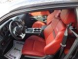 2013 Dodge Challenger SRT8 392 Radar Red/Dark Slate Gray Interior