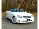2006 Alabaster White Chrysler Crossfire Limited Roadster #73581616