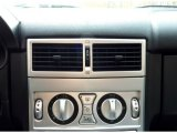2006 Chrysler Crossfire Limited Roadster Controls
