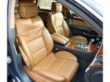 2008 Audi A8 Interiors