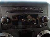 2011 Jeep Wrangler Sport 4x4 Audio System