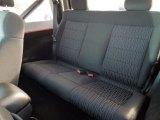 2011 Jeep Wrangler Sport 4x4 Rear Seat