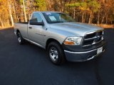 2012 Bright Silver Metallic Dodge Ram 1500 ST Regular Cab #73581605