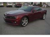 2010 Red Jewel Tintcoat Chevrolet Camaro SS Coupe #73581604