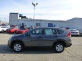 2013 Polished Metal Metallic Honda CR-V LX AWD #73633771
