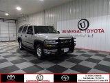 2005 Silver Birch Metallic Chevrolet Tahoe LS #73633351
