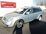 2013 Winter Chill Pearl Dodge Journey SXT AWD #73633969