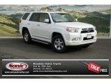 2013 Blizzard White Pearl Toyota 4Runner SR5 4x4 #73633239