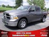 2011 Mineral Gray Metallic Dodge Ram 1500 SLT Crew Cab #73633450