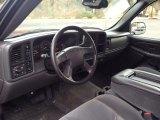 2005 Chevrolet Silverado 1500 Z71 Crew Cab 4x4 Dark Charcoal Interior