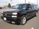 2004 Black Chevrolet Silverado 1500 SS Extended Cab AWD #73633326