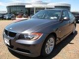 2006 Sparkling Graphite Metallic BMW 3 Series 325i Sedan #7360320