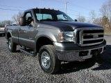 2005 Ford F250 Super Duty Dark Shadow Grey Metallic